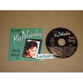 Rocio Durcal Las Canciones De Mis Peliculas #1 Phipis 93 Cd