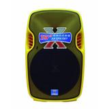 Caja Amplificada American Xtreme 15 50000w C/usb/sd/fm/eq/bt