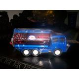 Brinquedo Antigo Caminhão De Abastecimento Do Posto Esso