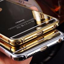 Bumper De Lujo Aluminio Para Apple Iphone 7 Y 7 Plus