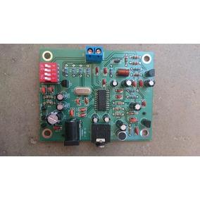 Placa Pll Bh1417, 10mw A 20mw Stereo - Fm