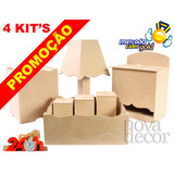 Kit Higiene Bebê - Promoção 4 Kit