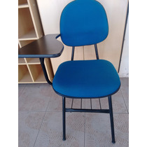 Cadeira Universitária Estofada Executiva