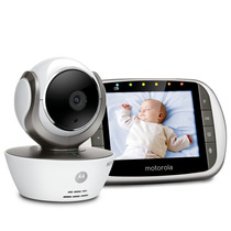 Baby Call Wifi Hd Lcd Motorola Mbp853 Comp Android Y Iphone