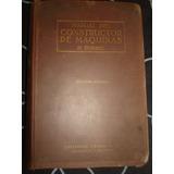 Manual Del Constructor De Maquinas