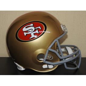 Nfl Casco Replica Tamaño Oficial San Francisco 49ers