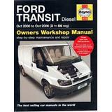 Manual De Taller Completo Ford Transit 00 - 06