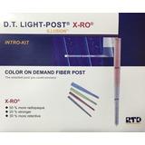 Kit Postes Fibra Dt Light-post Illusion X-ro Rtd Odontología