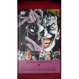 Batman The Killing Joke - Edicion De Lujo En Español