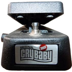 Wah Bass Cry Baby Dunlop Modificado