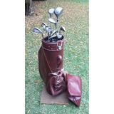 Set Palos De Golf Completo - Spalding - Golfsmith + Bolso