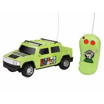 Carro Controle Remoto Ben 10 B-hummer - 3 Funções - Candide