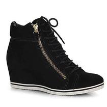 Tênis Sneaker Feminina Bottero Malhação - Preto