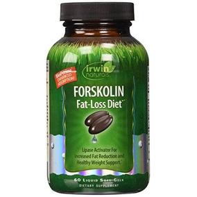 Irwin Naturals Forskolina Pérdida De Grasa De La Dieta Suple