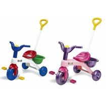 Triciclo Rondi Infantil Bebe Barral Super Liviano Nene Nena