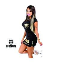 Vestido Piriguete Kings Panicat Curto Super Promoção