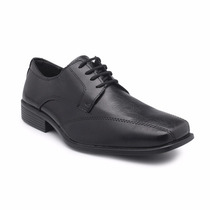 Sapato Social Masculino Ranner Confort Preto Ou Marrom 2010