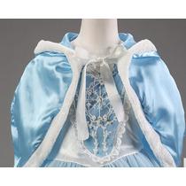 Vestido Fantasia Princesinha Sofia Princesa - Luxo P. Entreg