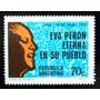 Argentina, Sello Gj 1611 Eva Perón Eterna 73 Mint L5018
