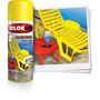 Spray Plastico Colorgin Diversas Cores