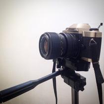 Nikon Fm10 35-70 + Flash Eléctrico Vanta