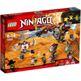 Lego Ninja Go Salvage M.e.c. 70592