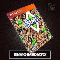 Jogo The Sims 3 Para Pc Original - Código Para Ativar Origin
