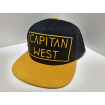 Gorras Trucker Capitan West