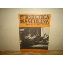 Antiguo Folleto, Estética Masculina - 60 - 70