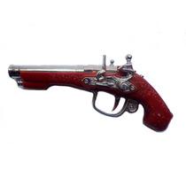 Pistola De Toques Con Laser Y Lampara - Pirata - Bromas