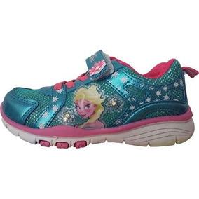 Zapatillas Disney Princesas Frozen Elsa Anna - Mundo Manias