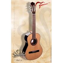 Guitarra Clasica Criolla Para Niños Fonseca Modelo 15