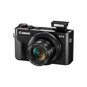 Câmera Canon G7x Mark Il - Wi-fi Nfc Touch F/1.8 Cartão 32gb