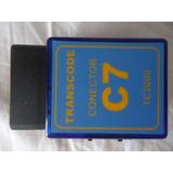 C7 Conector Opcional C7 Para Gold- Tcmega 2 Ou Tc2000