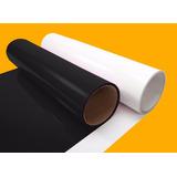 Vinil Textil Vinyl Firstmark Estampado Franela 1/2 Metro