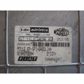 Modulo De Injeção Fiat Uno Mille 1.0 G7 11lc Db50 02