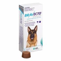 Bravecto 20 - 40 Kg Contra Pulgas Y Garrapatas