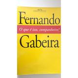 O Que É Isso Companheiro Fernando Gabeira