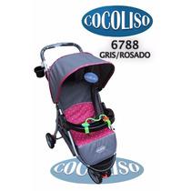 Coches Cocoliso Tres Ruedas Nuevos