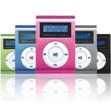 Mp3 Con Pantalla Lcd Fm Incluye Audifonos Y Usb No Micro Sd