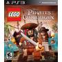 Juego Ps3 Lego Piratas Del Caribe Original Físico En Disco