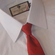 Camisa Social Slim Fit 100% Algodão Fio 50 Extra 51 1001
