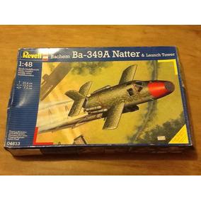 Maqueta Ba 349a Natter Y Rampa Revell (bolsa Cerrada!)