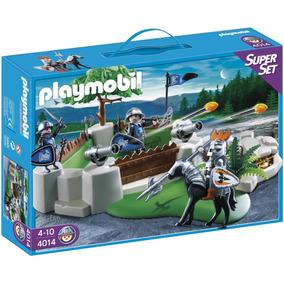 Playmobil 4014 Superset Bastión De Los Caballeros 63a24dbc57b