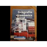 Libro De Geografía Económica