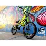 Bicicleta Bmx Fad Triumph - Linea Pro - ¡ideal Freestyle!