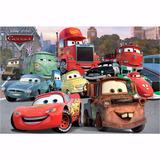 Quebra Cabeça Puzzle Carros Cars Disney 150 Peças Grow