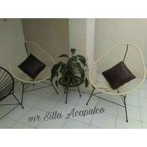 Sillas Acapulco Clásica (desmontable)