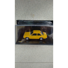 Carrinho Chevette Sl 1979 Coleção Chevrolet Collection