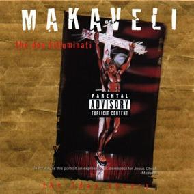 Cd-makaveli-the Don Killuminati-em Otimo Estado